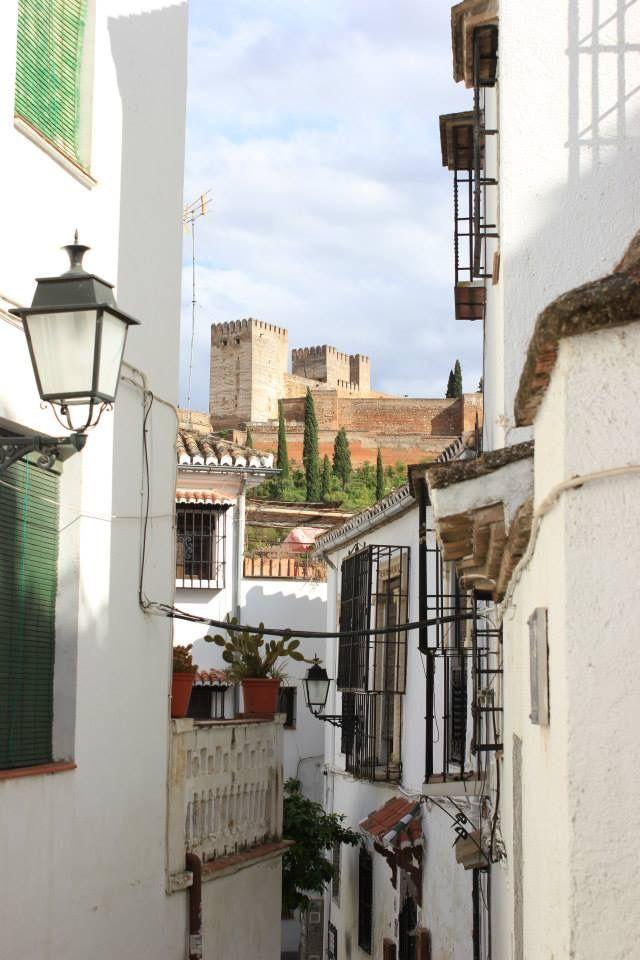 Granada ~ Alhambra ~ Andalusia ~ Spain