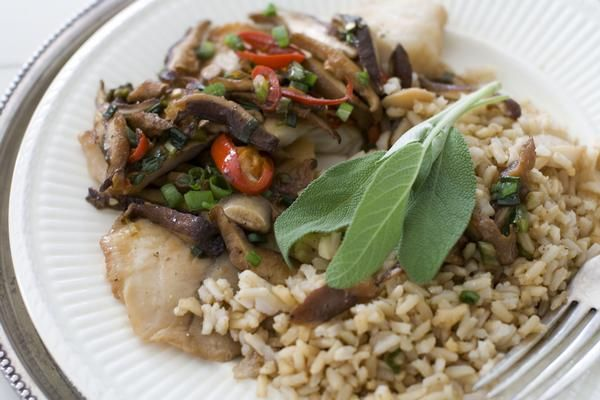 Steamed tilapia recipe a light fish dish with bold flavors - The Denver Post