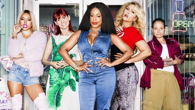 Claws Season 2 Ordered by TNT