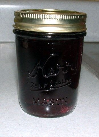 Making Blackberry Jelly - The Old Time Way