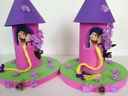 Image result for dulceros de rapunzel