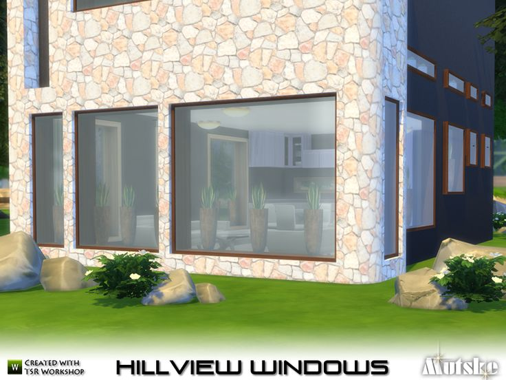 32 Best Images About Sims 4 Windows And Doors On Pinterest