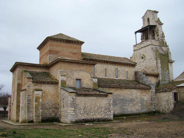 Iglesia mozárabe de San Cipriano (San Cebrián de Mazote) - principios s. X