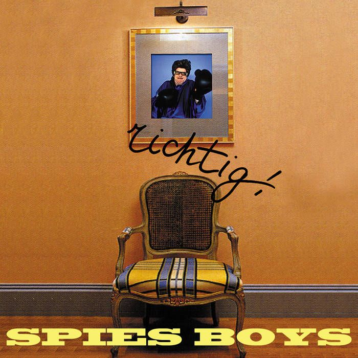 """The album was recorded in 1998. This is the first example of Spies Boys rap, which then looked like a very early Beastie Boys recordings. All songs - a remix of Helge Schneider's songs. History of this recording is inextricably linked to Richardas Norvila. He gave us the unforgettable """"Katzeklo"""" and showed a lot of material from Helge's video performances, films and interviews. Very impressed by the work of fellow musician, we decided to record our versions of his songs and send them to…"""