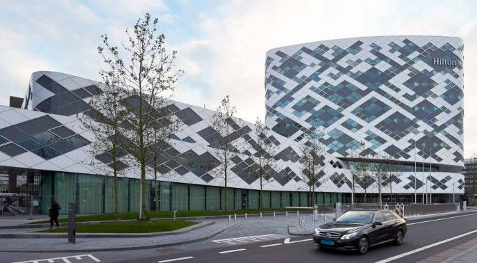 Hilton Hotel Amsterdam Airport Schiphol
