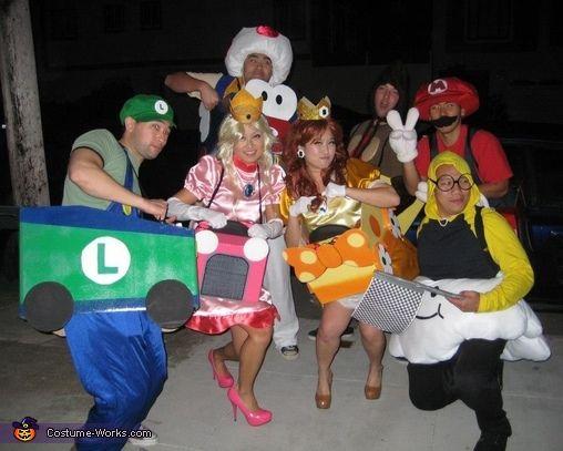 mario kart 2012 halloween costume contest - Koopa Troopa Halloween Costume