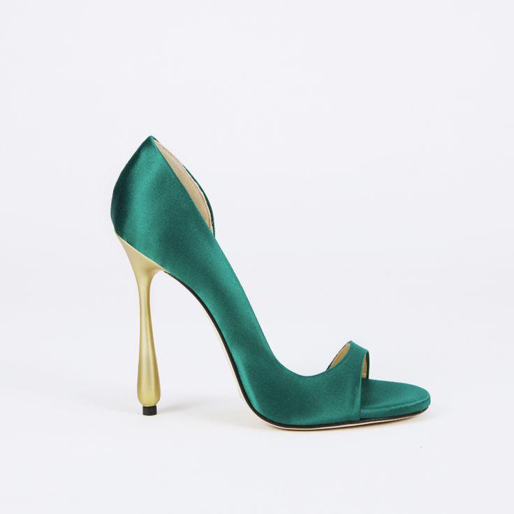 scarpa verde smeraldo 2016 Duccio Venturi Bottier SS 2016