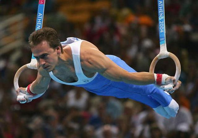 i love gymnastic.