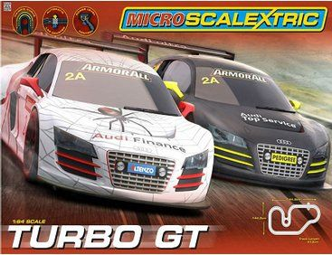 The Micro Scalextric Quickbuild Construction & Destruction Sett offers the Slot Car enthusiast a super Micro Scalextric set which includes c...