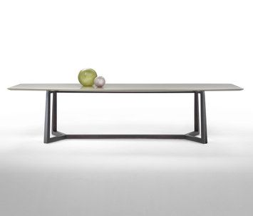 Top 194 ideas about mesas de jantar on pinterest - Tisch oval weiay ...