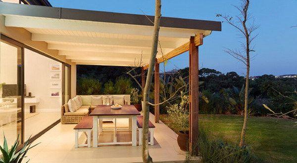 berdachte terrasse wei gartenideen pinterest. Black Bedroom Furniture Sets. Home Design Ideas