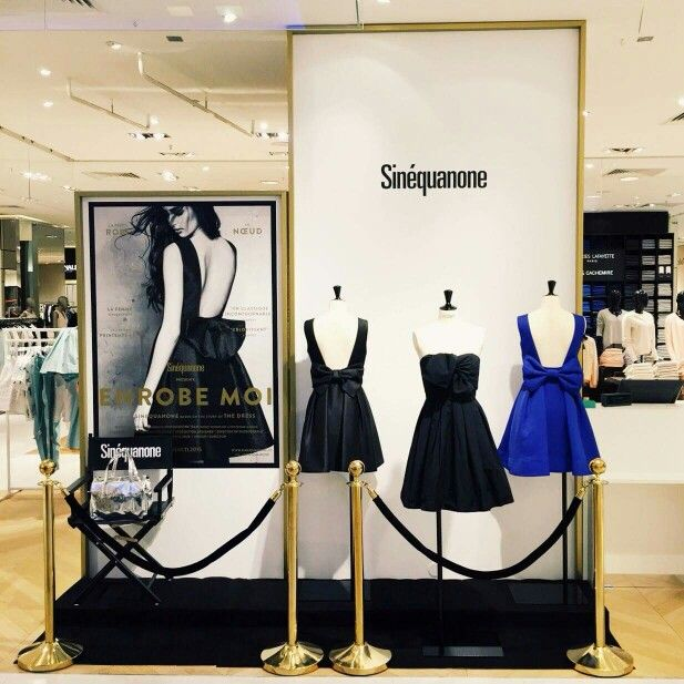 Private collection Galeries Lafayette Cannes