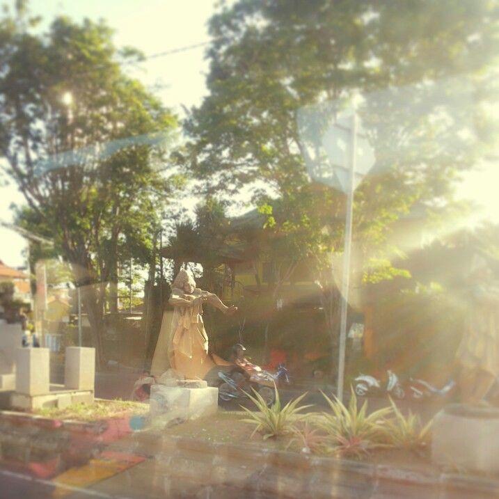 Street photo bali