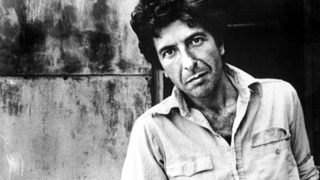 Leonard Cohen est mort