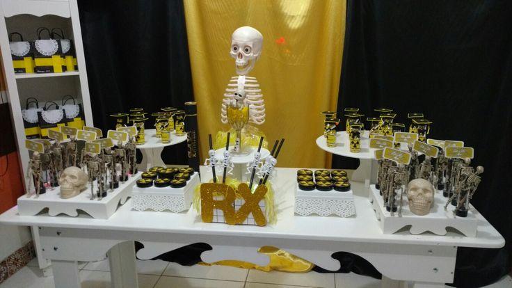 Festa Técnico em Radiologia