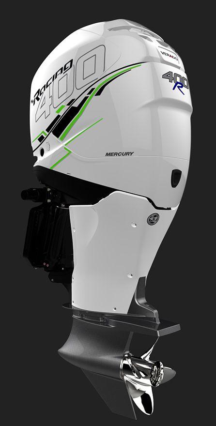 Verado 400R | Mercury Racing