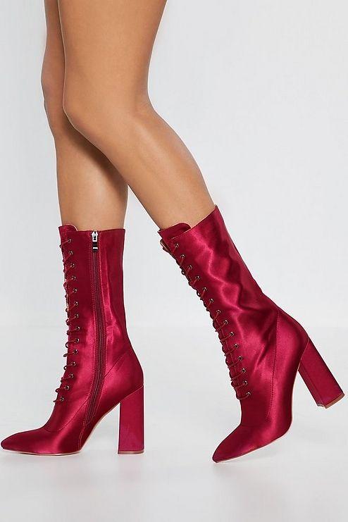 Go Get 'Em Tiger Sock Boots