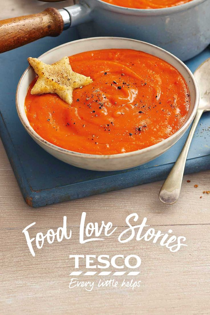 Nana's magic soup always makes her poorly grandson feel better - even though she sneaks a few ingredients into it that he doesn't strictly like! He won't kick up a fuss if he finds out though, because it tastes so good.   Tesco