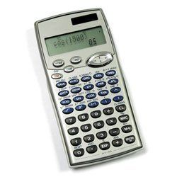 AtivaTM AT-36 Scientific Calculator, Dual Powered, (Silver) by Ativa. $3.74. The AT-36 offers 451 different functions. Includes statistical, trigonometric and hyperbolic functions, permutations and combinations, logarithm and exponent functions, fractions, powers and roots, metric conversions, base-N and logic calculations, complex-number calculations, equation solving, coordinate transformations and calculations with constants. Also features replay and answer functions.  Holds u...
