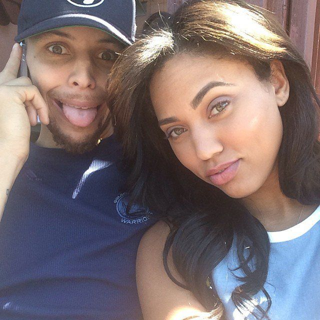 Pin for Later: Stephen and Ayesha Curry Are the Cutest Couple in the NBA