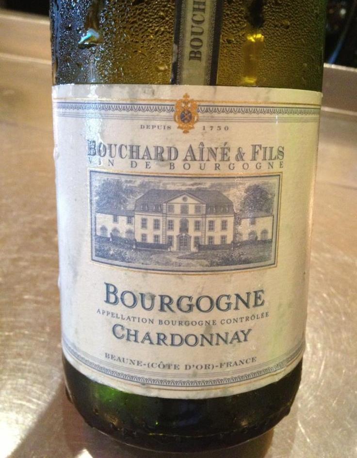 Bouchard Aine Bourgogne Blanc 2009