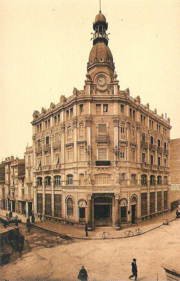 Puerta del Sol, 1913. Castellón