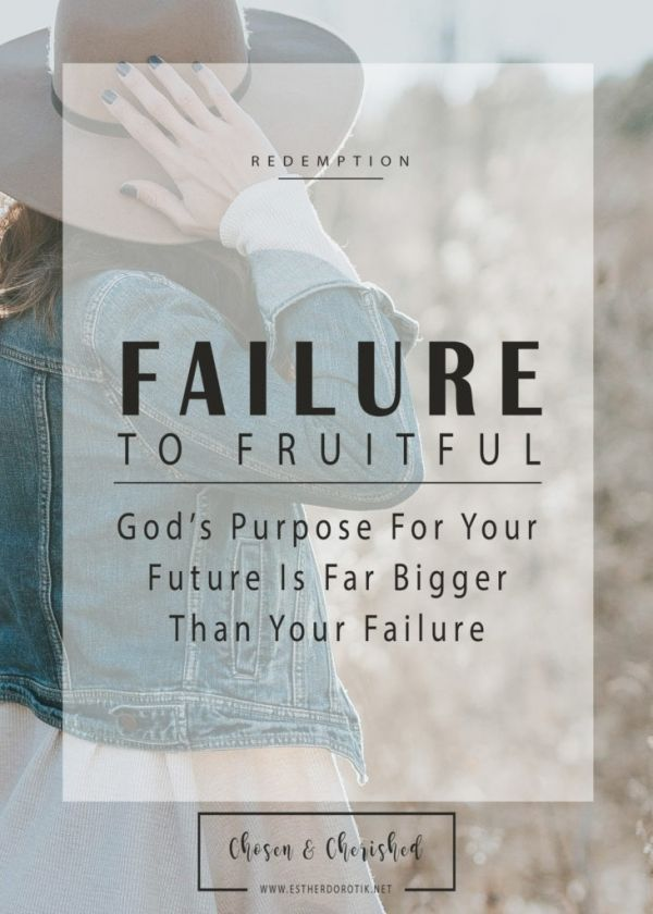 It's never too late with God; Redeeming God of our mistakes; God's purpose for your future is far bigger than your failures; redemption, Jonah, failure isn't final, God uses our past, God's redeeming work of the past, how to move past your past, God of second chances #devotional #biblestudy #bibleverse #thrive