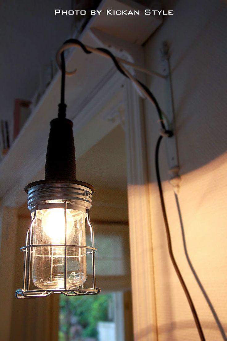 Bildresultat för lampa skafferi