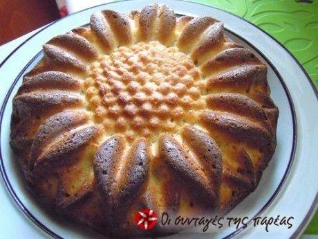 Κέικ μανταρινιού