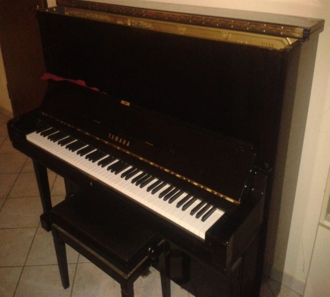 Pianorte Yamaha U3 AS con pedale tonale