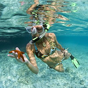 10 Top Spots to Snorkel | Rockhouse, Negril, Jamaica | CoastalLiving.com