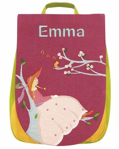 Un joli sac à dos pour les petites filles de la marque L'Oiseau Bateau, brodable à leur nom. Retrouvez ce produit sur http://www.jeujouet.com/oiseau-bateau-sac-a-dos-brode-fille-au-rossignol.html N'hésitez pas à liker si vous aimez ! #SacADos #Broderie #LOiseauBateau #Jeujouet