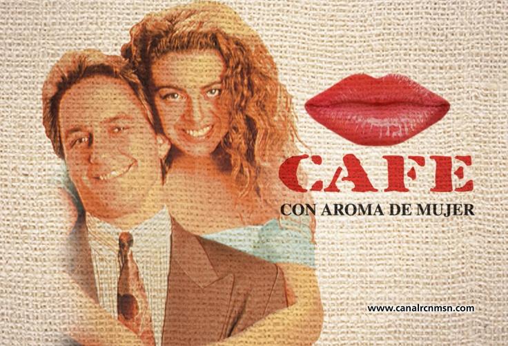 Caf 233 con aroma de mujer 1994 producciones del canal rcn pintere