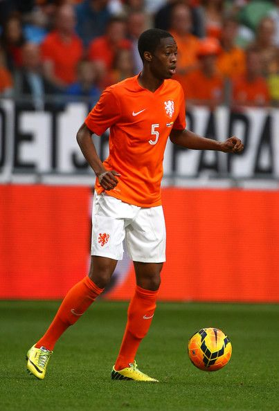 Terence Kongolo of Holland