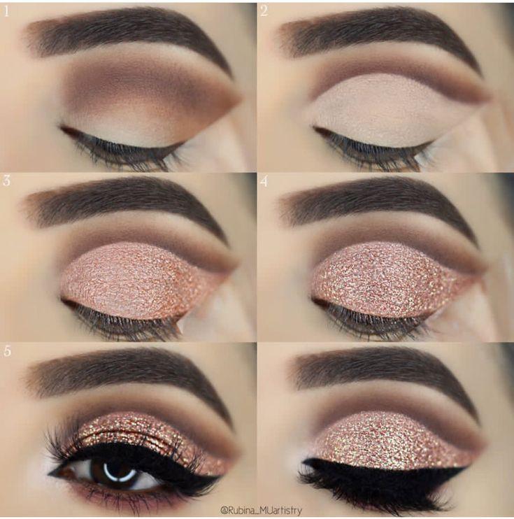 ворона обычная макияж глаз пошаговое фото с блестками обусловлено доступностью