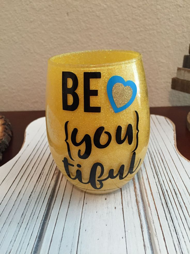 Best Images About Things Ive Made On Pinterest Vinyls - Vinyl cup brush