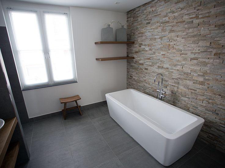 25 beste idee n over vrijstaand bad op pinterest badkamer kuipen vrijstaande badkuip en - Glazen kamer bad ...