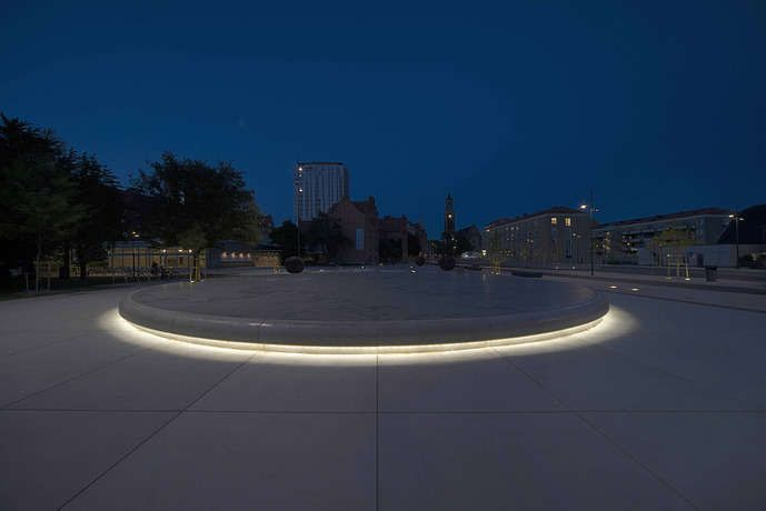 300 Lights In Landscape Architecture Ideas In 2021 Landscape Architecture Landscape Lights