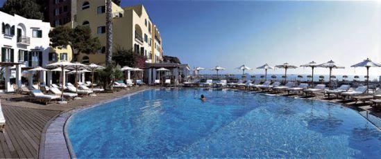 Albergo della Regina Isabella - Ischia http://vipluxuryhotels.org/albergo-della-regina-isabella/