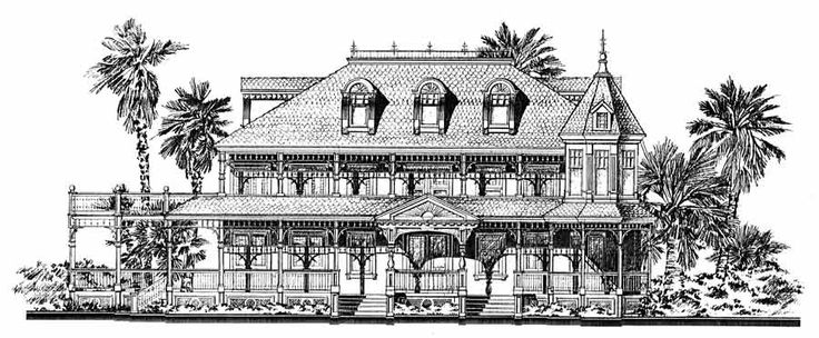 Cottage house plans victorian bed and breakfast floor - Bed and breakfast design floor plans ...
