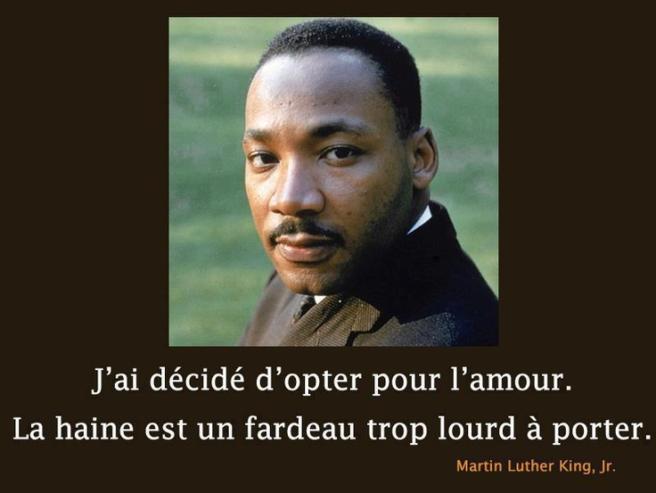 Citaten Martin Luther King : Images about citation on pinterest french quotes