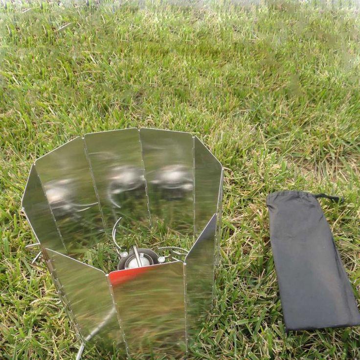 9 Aluminiumlegierung Platten Windabweiser Faltbare Outdoor Camping Kochen Gasherd Windschutz Screens Windschutzscheibe