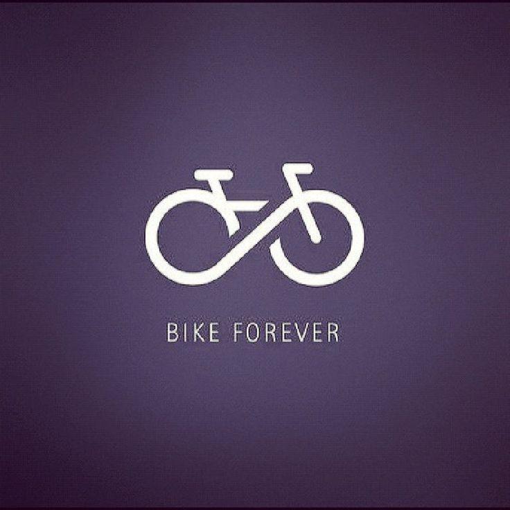 bicycles cycling bike Logo by Cycling funnies