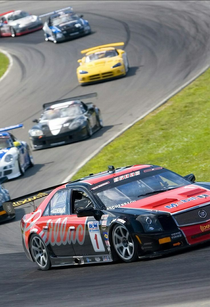 (°!°) 2007 Cadillac CTS-V Racing SCCA at Mid Ohio