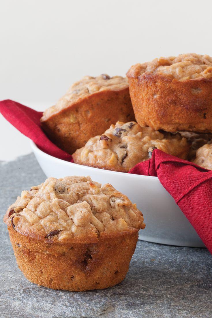 #Epicure Cinnamon Raisin Muffins