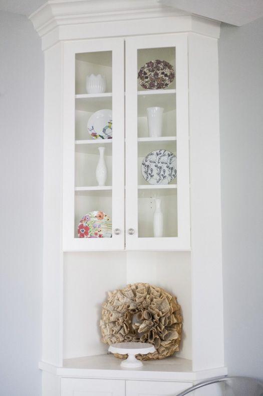 Best 25 Corner Cabinets Ideas On Pinterest