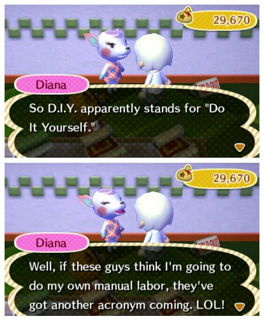 Animal Crossing: New Sass