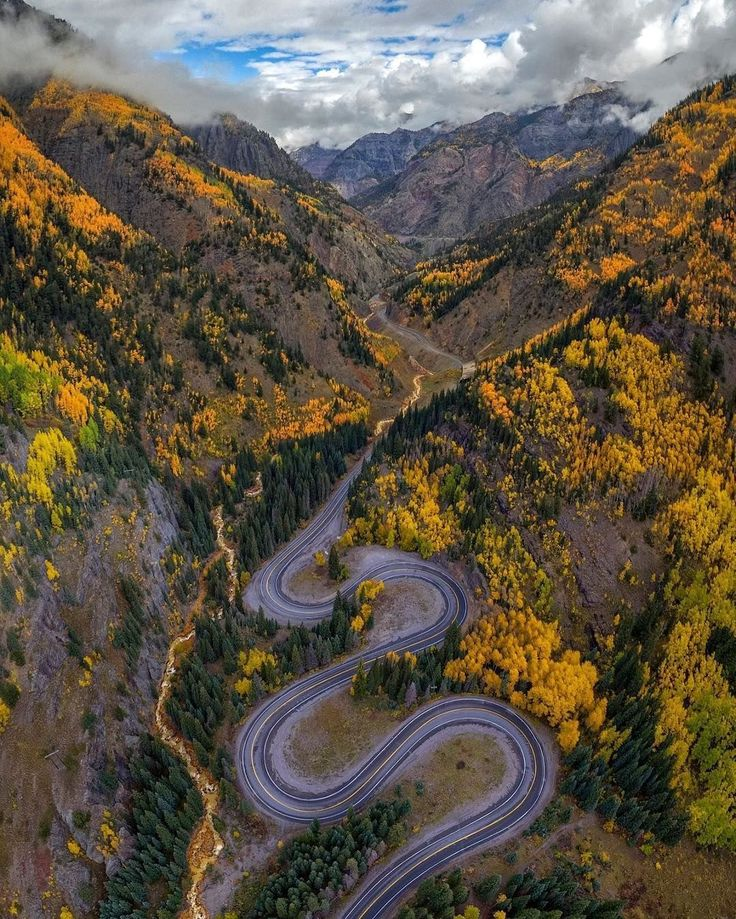 The Colorado Scenic Drive with Million Dollar Views – OutThere Colorado