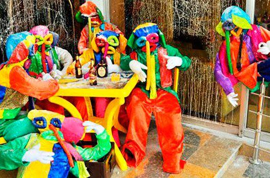 Image result for salon burrero carnaval barranquilla
