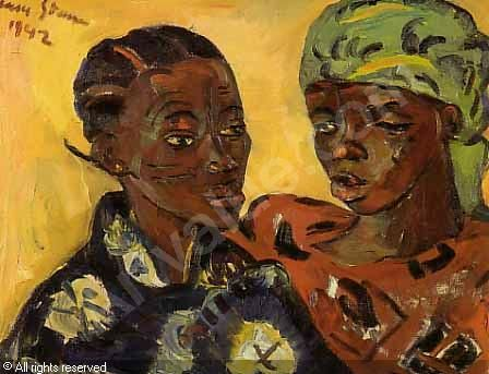 STERN Irma - Two African women